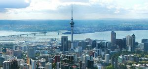 Auckland City as a motorcycling adventure